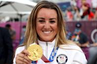 """<p>Biography: 31 years old</p> <p>Event: Women's skeet (shooting)</p> <p>Quote: """"We are very fortunate to be here to be able to compete. You know everyone wanted to compete last year but we are very fortunate to still be here and do what we do. We appreciate everything.""""</p>"""