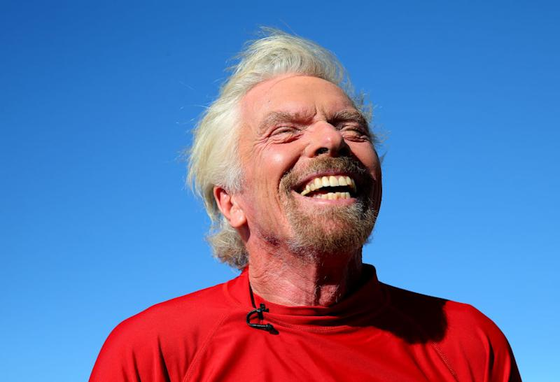 Do you share Richard Branson's New Year's resolution? Image: Getty