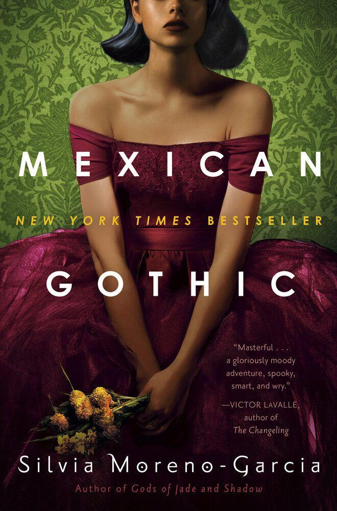 """After receiving a mysterious letter from hernewlywed cousin,debutanteNoemí Taboada goes to visit her and her new husband, who might not be who he seems. And the house itself, called High Place, holds lots of secrets about the family her cousin married into.<br /><br />You can read more about this book on <a href=""""https://fave.co/3038PPo"""" target=""""_blank"""" rel=""""noopener noreferrer"""">Goodreads</a> and find it for $25 at <a href=""""https://fave.co/362LEZt"""" target=""""_blank"""" rel=""""noopener noreferrer"""">Bookshop</a>. It's also available at <a href=""""https://amzn.to/2J0MU5S"""" target=""""_blank"""" rel=""""noopener noreferrer"""">Amazon</a>."""