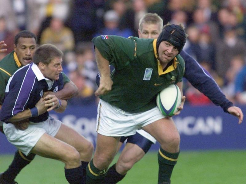 Drotske played in the 1995 Rugby World Cup-winning side (Getty)