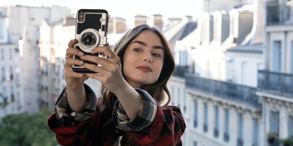 Darren Star Wants to Return to France to Film Season 2 of 'Emily in Paris'
