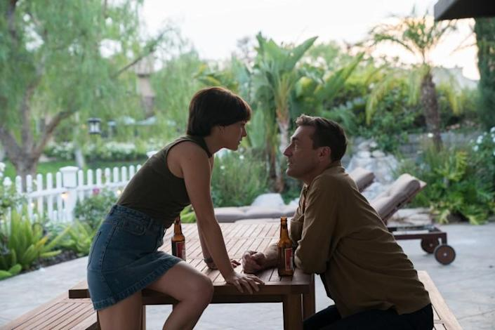 """Natalie Portman and Jon Hamm in the movie """"Lucy in the Sky."""""""