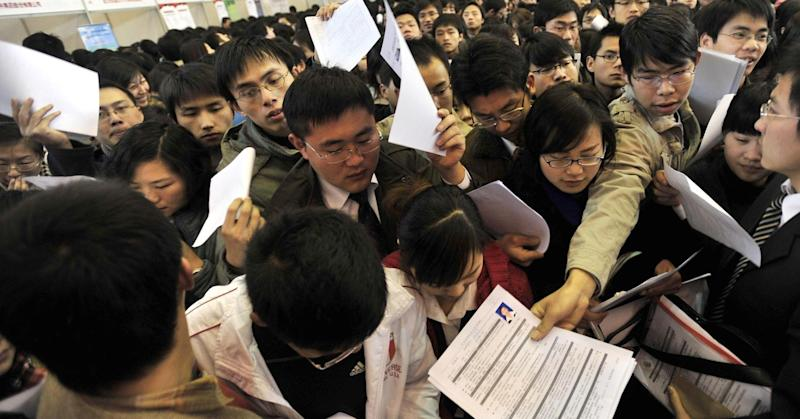 Jobless youth in China: Crisis in the making
