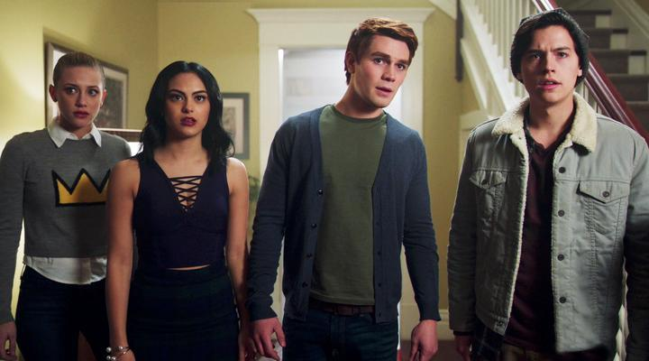 """f0020bea14d4 You can turn """"Riverdale"""" season 2 into a choose your own adventure story  with your tweets"""