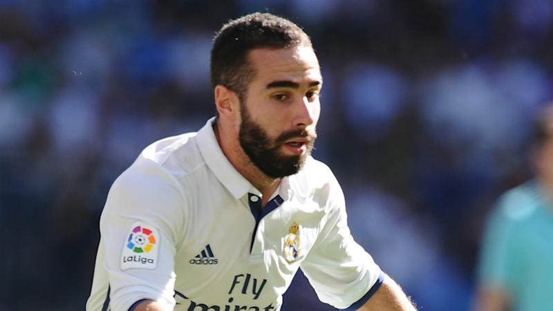 UEFA Team of the Year Dani Carvajal