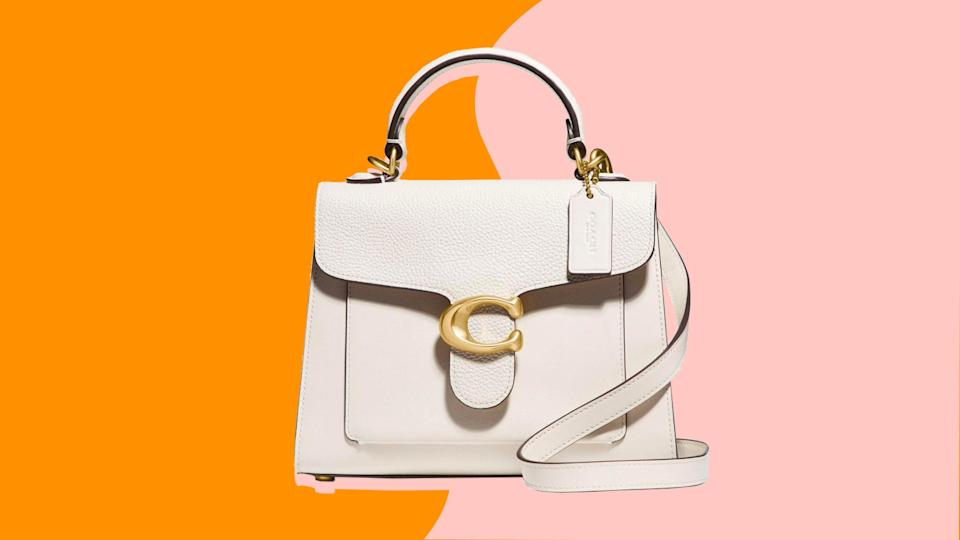 Coach purses are up to half off at the store's competing Amazon Prime Day 2021 summer sale.