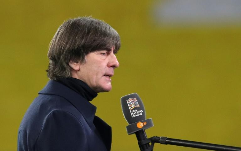 Despite a poor run of results, Joachim Loew will remain in charge of Germany at next year's European Championship