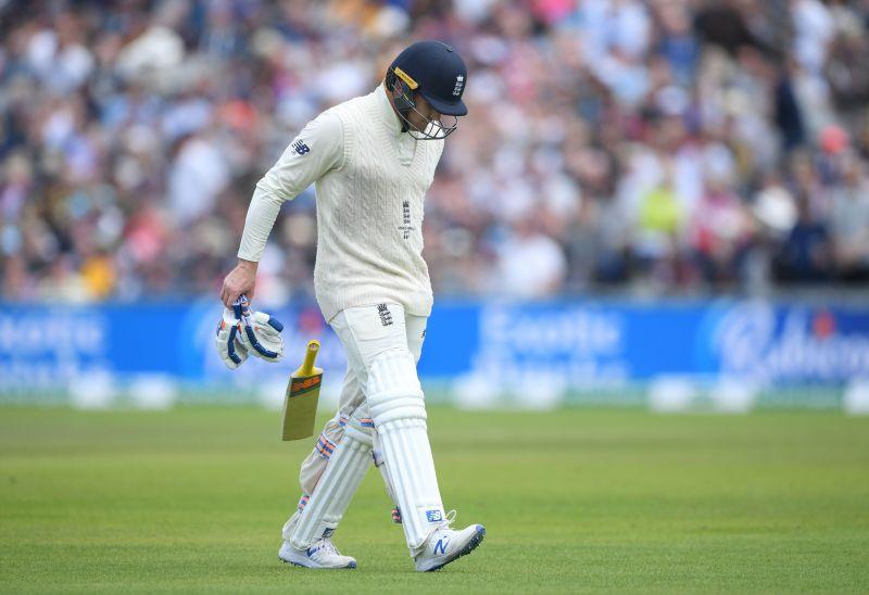 England's top-order haven't settled down since Alastair Cook's retirement in 2018