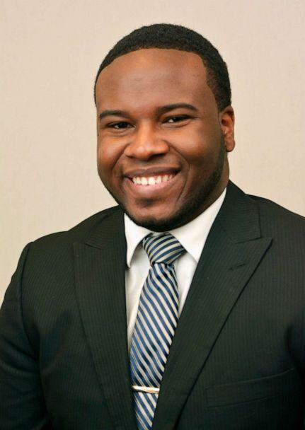 PHOTO: In this Feb. 27, 2014, portrait provided by Harding University in Searcy, Ark., Botham Jean is shown. (Jeff Montgomery/Harding University via AP)
