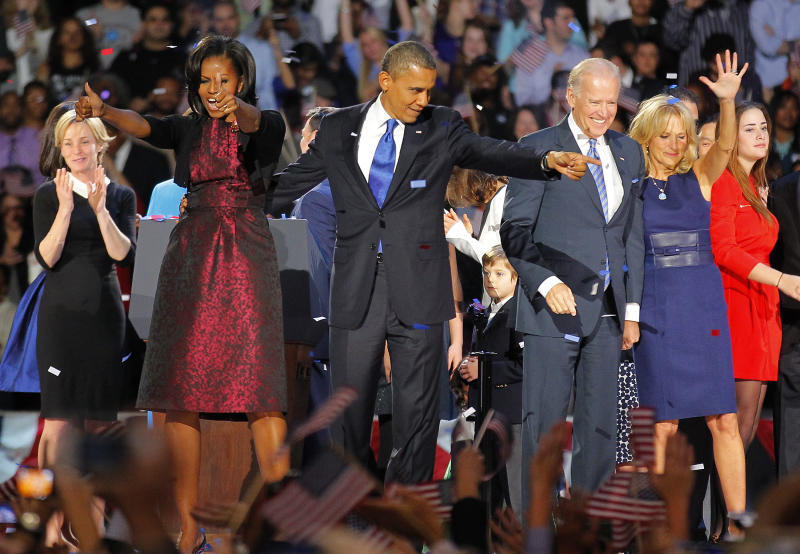 Michelle Obama picked Kors for Election Night