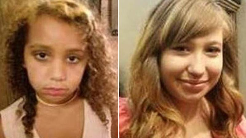 Authorities are desperately searching for the daughters of a slain Texas mother whose roommate is believed to have the girls, police said.