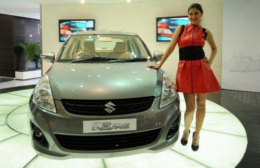 Indian car sales surge 23%