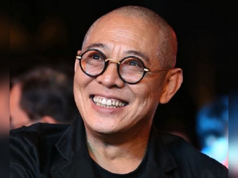 Chinese director Zhou Guogang claimed martial arts actor Jet Li is the next person to be cancelled after actress Vicki Zhao. ― Picture via Instagram/ jetli