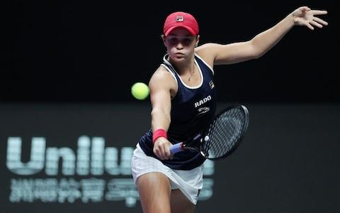 Ash Barty has great people skills and is very down to earth - Credit: Getty Images