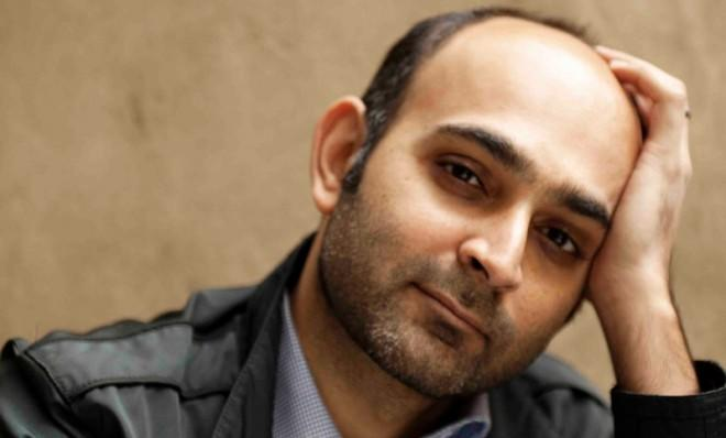 Mohsin Hamid's new book is called How to Get Filthy Rich in Rising Asia.