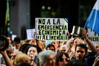 Alberto Fernandez has been Argentina president for just over a week and already he faces protests against his policies