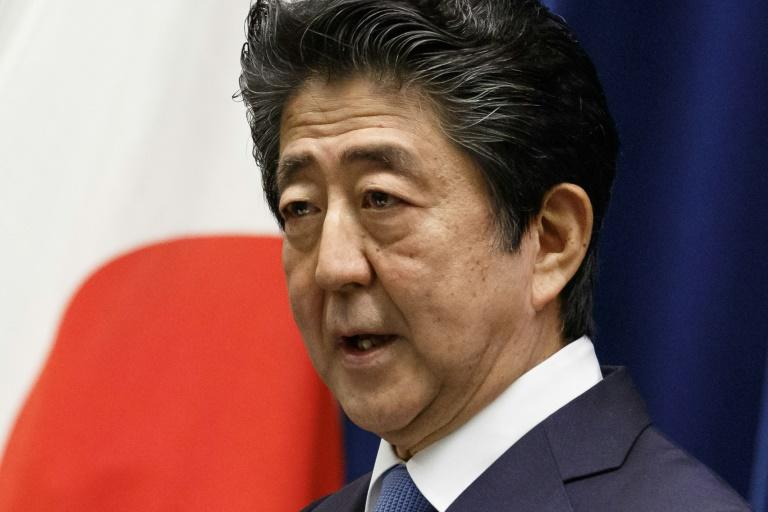 Abe Admitted To Hospital For Health Check-up
