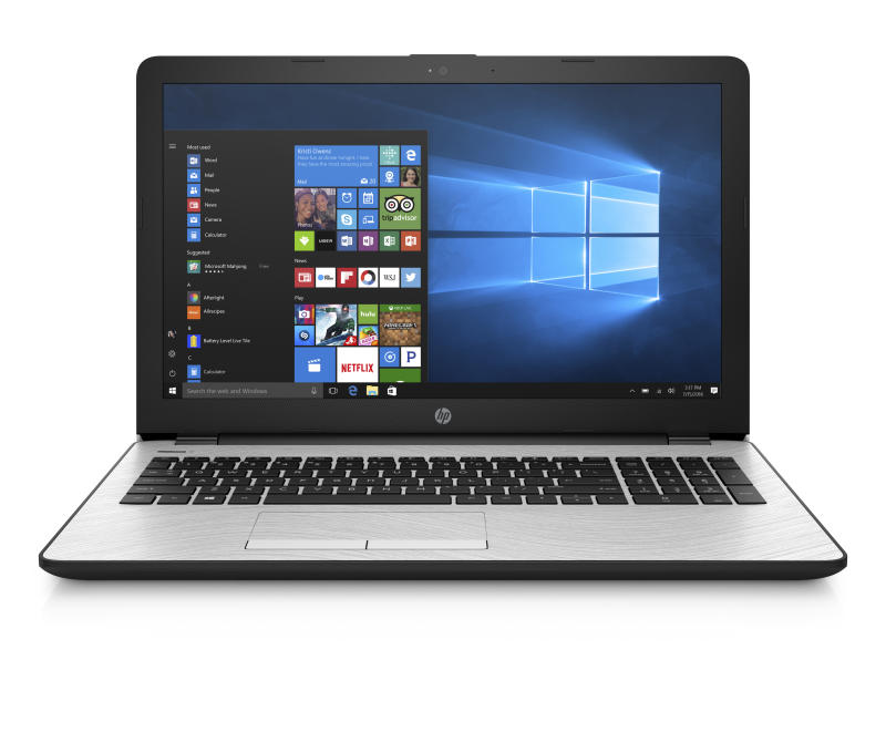 The HP 15 is the most powerful laptop in this roundup. (Photo: Walmart)