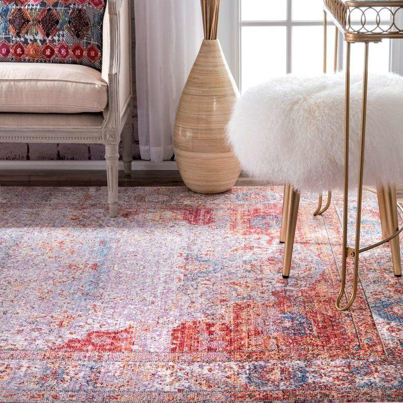 "<a href=""https://www.wayfair.com/Mistana-Chayne-Blush-Area-Rug-MTNA1647.html"" target=""_blank"">Get it here</a> from Wayfair."