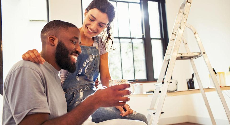 Your genes may determine your relationship happiness, according to new research. [Photo: Getty]