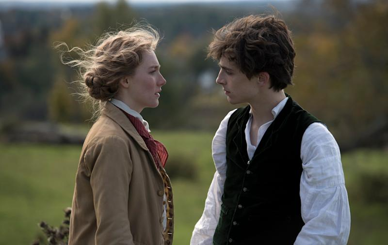 "I know, I know: <i>Another</i> &ldquo;Little Women&rdquo; adaptation? <a href=""https://www.huffpost.com/entry/greta-gerwig-little-women-modern-louisa-may-alcott_n_5dd2c334e4b01f982f064b08"">Greta Gerwig knows, too</a>. Instead of giving Louisa May Alcott&rsquo;s classic a straightforward retelling, she scrambles the story and turns it into a meta reflection on authorship, femininity and the passage of time. Finding something new to say about a 151-year-old text is no easy feat. Doing so with such painterly finesse is even harder. (And bravo to her for again casting Saorise Ronan and Timoth&eacute;e Chalamet as would-be lovers.) Between this, &ldquo;Lady Bird&rdquo; and &ldquo;Frances Ha,&rdquo; Gerwig became the artist of her generation."
