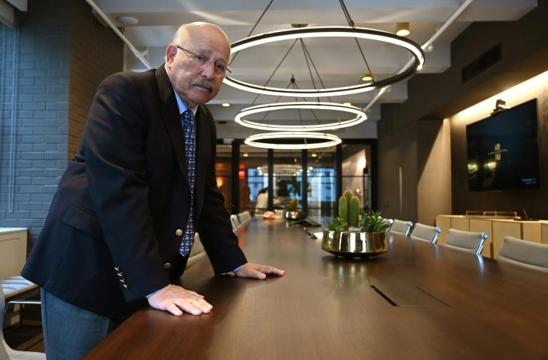 David Kotok, a veteran financial advisor, founded his firm, Cumberland Advisors, in 1973 (AFP Photo/TIMOTHY A. CLARY)