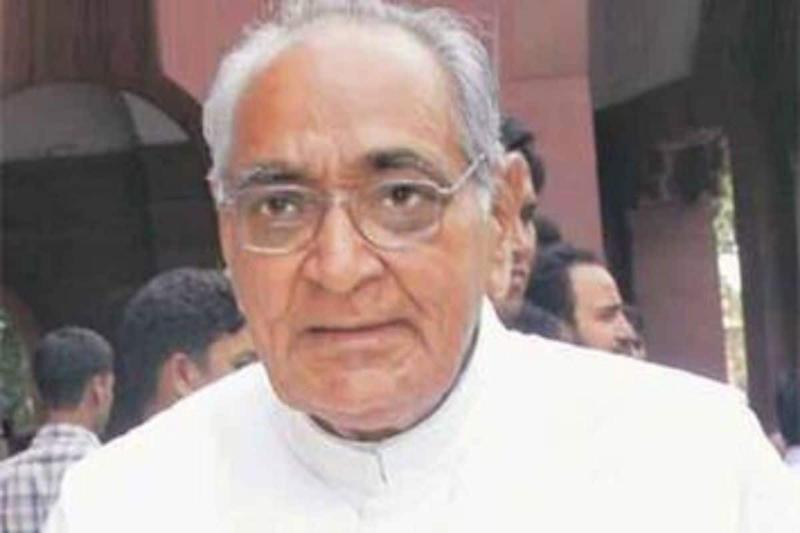 Congress Veteran Motilal Vora Tests Positive for Coronavirus, Admitted to AIIMS