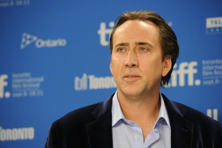 Nicholas Cage says Cyprus 'has been a good spirit for me'