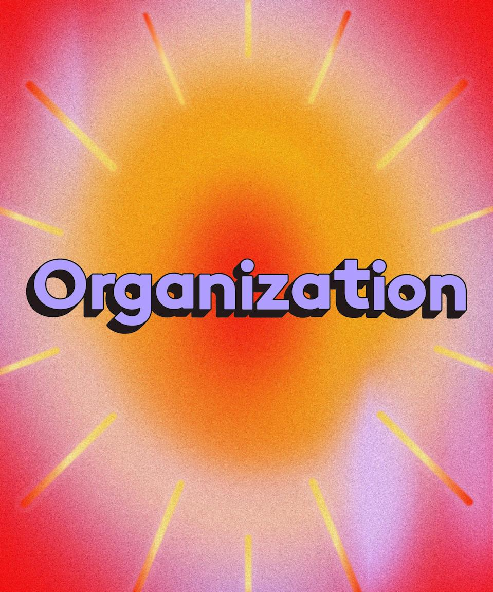 <h2>Organizational Planners</h2><br>After what feels like the most chaotic year to date, we're all likely ready to KonMari 2020's flaming dumpster fire from our lives. Manifest your most on-top-of-your-sh*t year with an organization journal to keep everything in one place.