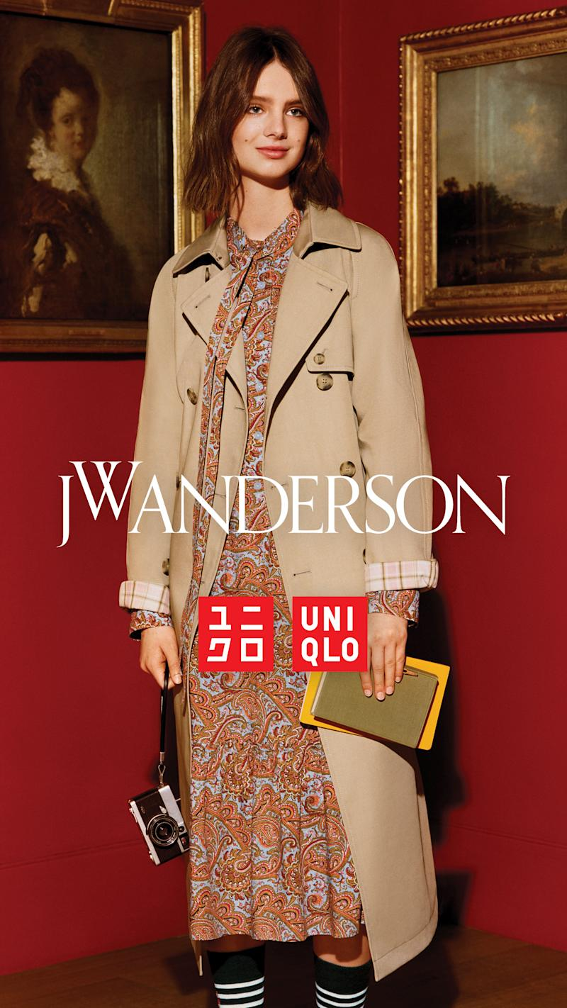 4bc81c3d89ea24 Stylish spring essentials: Uniqlo x JW Anderson