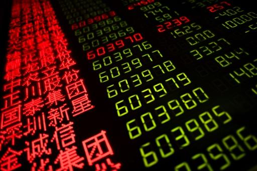 Individual shares in China can fall by a maximum of ten percent in any one trading session