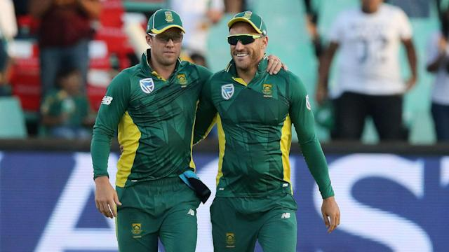 South Africa could be able to call upon AB de Villiers for the T20 World Cup in Australia next year.