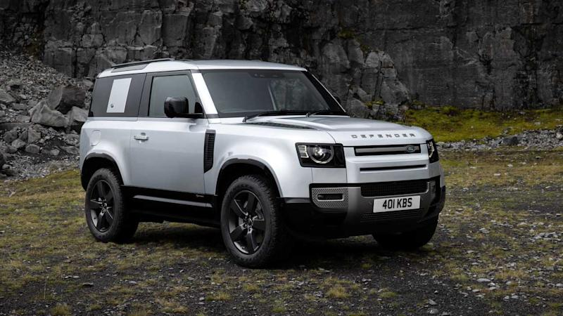 Land Rover Defender 90 X-Dynamic (2021)