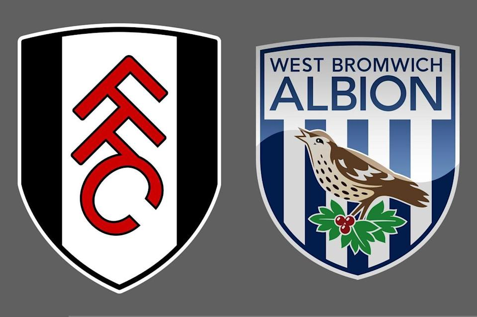 Fulham-West Bromwich Albion