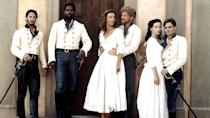 <p>Then-couple Kenneth Branagh and Emma Thompson star as the bickering Benedick and Beatrice, two long-time enemies whose friends essentially trick into falling for each other, in Branagh's gorgeous adaptation of the classic Shakespeare comedy.</p>