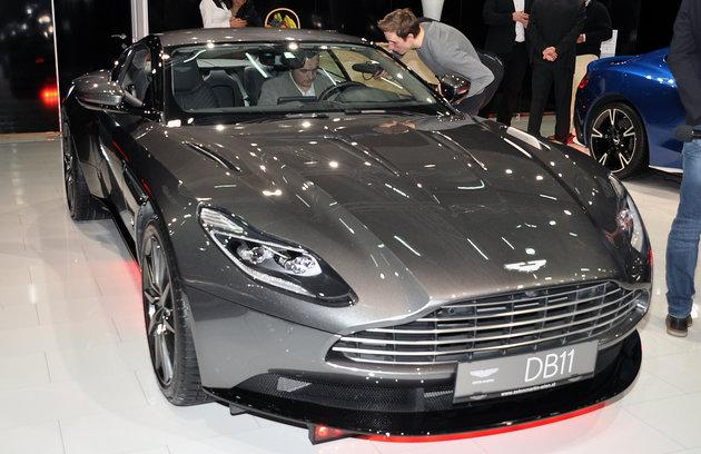 Aston Martin has warned it could have to halt production of all its cars if Theresa May fails to secure a Brexit deal.