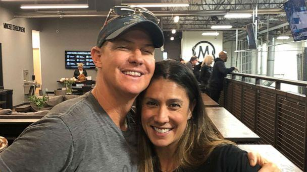 PHOTO: Matt Mauser lost his wife, Christina, in the same helicopter crash that killed Kobe and Gianna Bryant on Jan. 26, 2020. (Courtesy of Matt Mauser)