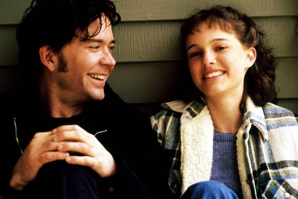 Timothy Hutton and Natalie Portman in 'Beautiful Girls' (Miramax)