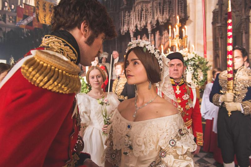 Victoria Recap: A Royal Wedding