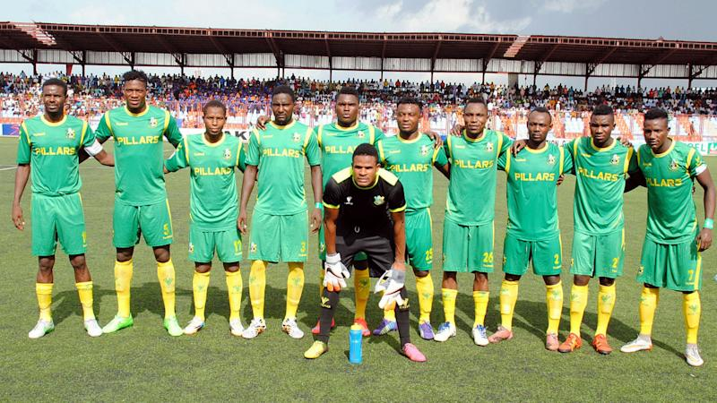 Kano Pillars' Musa delighted with support from management