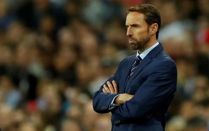 Gareth Southgate has named his England squad for the 2018 World Cup - Action Images via Reuters