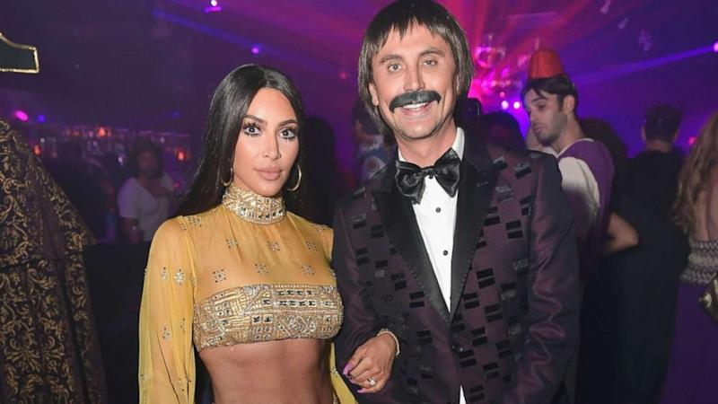 Kim Kardashian, Demi Lovato and other stars celebrate Halloween