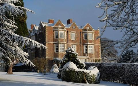 Goldsborough Hall, Yorkshire