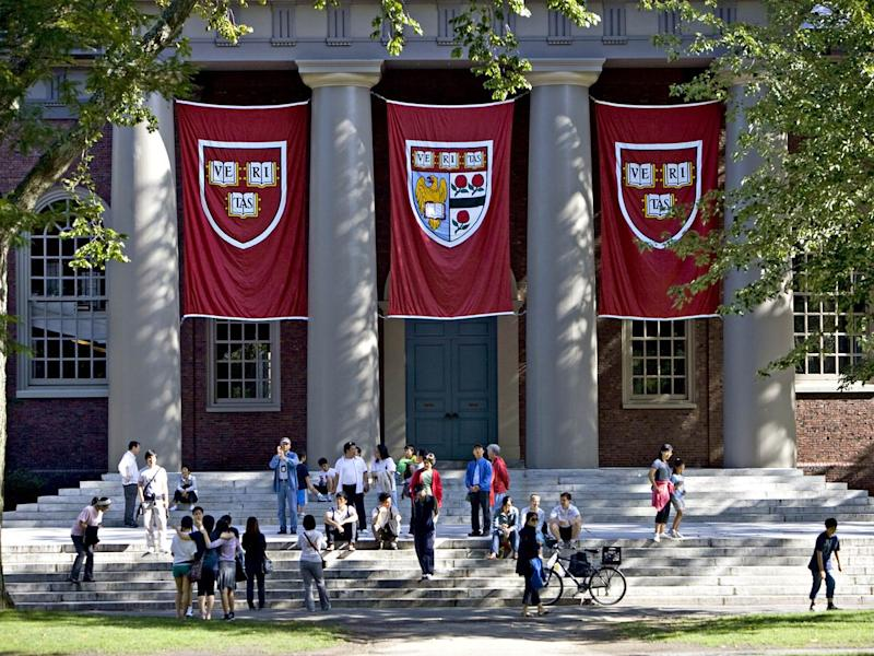 Trump administration sides against Harvard in Asian-American affirmative action case