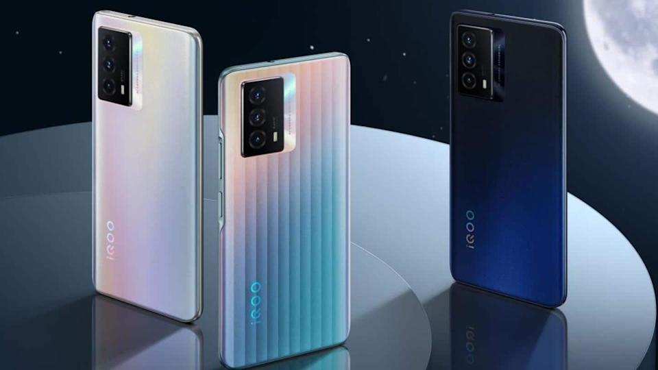 iQOO Z5 5G, with Snapdragon 778G processor, 44W fast-charging, launched