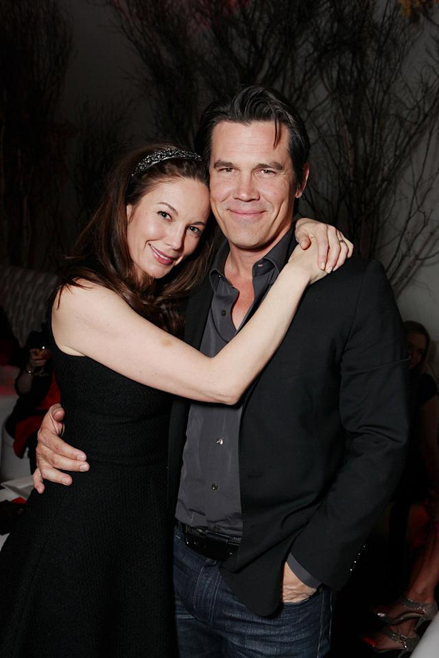 """<a href=""""http://movies.yahoo.com/movie/contributor/1800020036"""">Diane Lane</a> and <a href=""""http://movies.yahoo.com/movie/contributor/1800019611"""">Josh Brolin</a> at the Los Angeles premiere of <a href=""""http://movies.yahoo.com/movie/1810157569/info"""">Red Riding Hood</a> on March 7, 2011."""