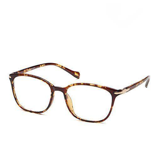 """These glasses come in more square shapes and designs in 12 colors and styles. <a href=""""https://amzn.to/2AJzeIJ"""" rel=""""nofollow noopener"""" target=""""_blank"""" data-ylk=""""slk:Get them for less than $20 on Amazon"""" class=""""link rapid-noclick-resp"""">Get them for less than $20 on Amazon</a>."""
