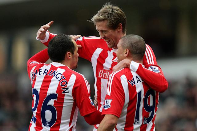 Peter Crouch has explained how a harmless prank escalated into bricks through windows during his time at Stoke City