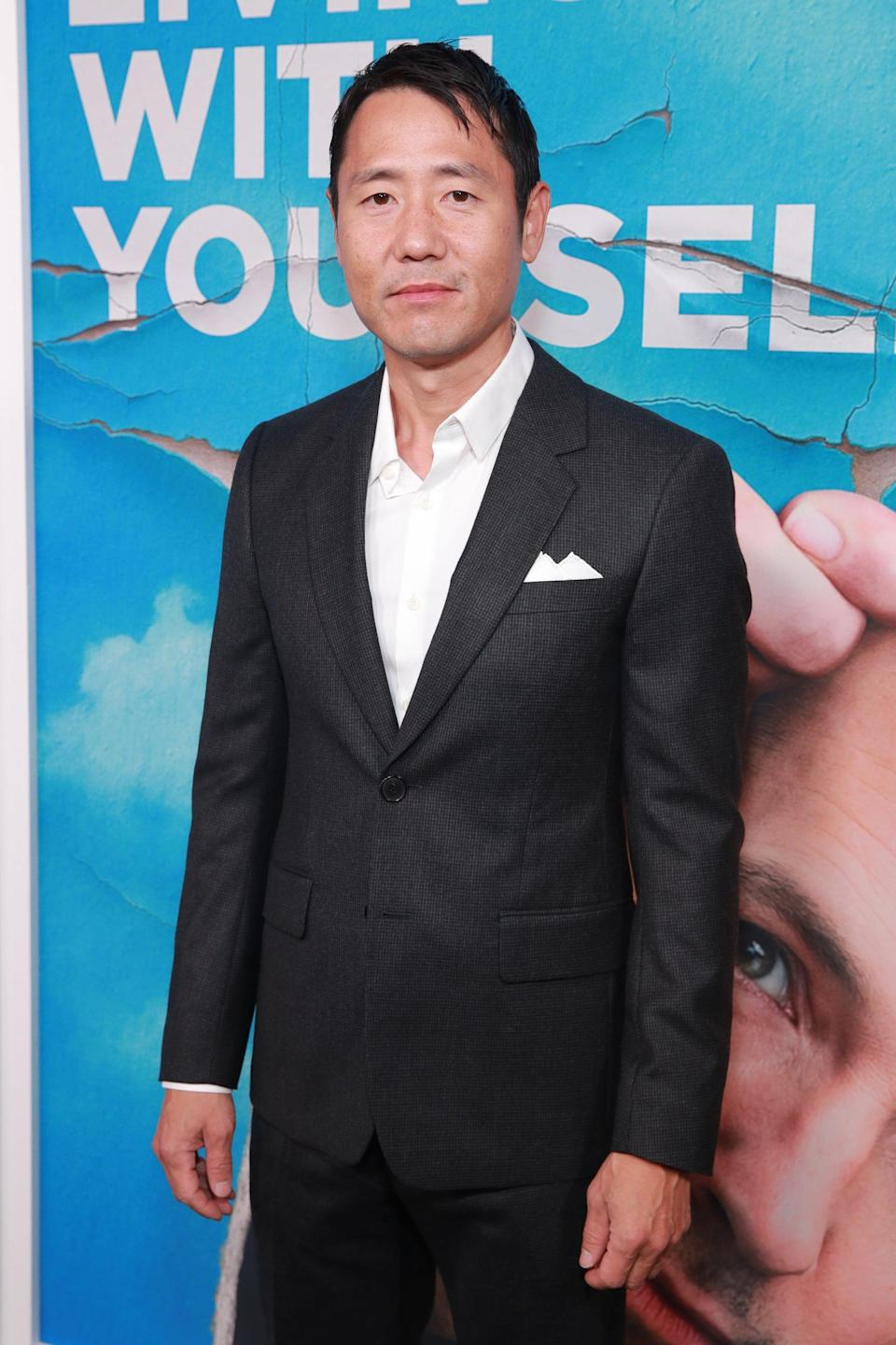 <p>Yang returns as Lawrence, the founder of Vaulter, which has since been acquired by Waystar.</p>