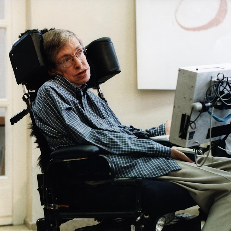 Just before he died, Stephen Hawking predicted the 'end of the universe'